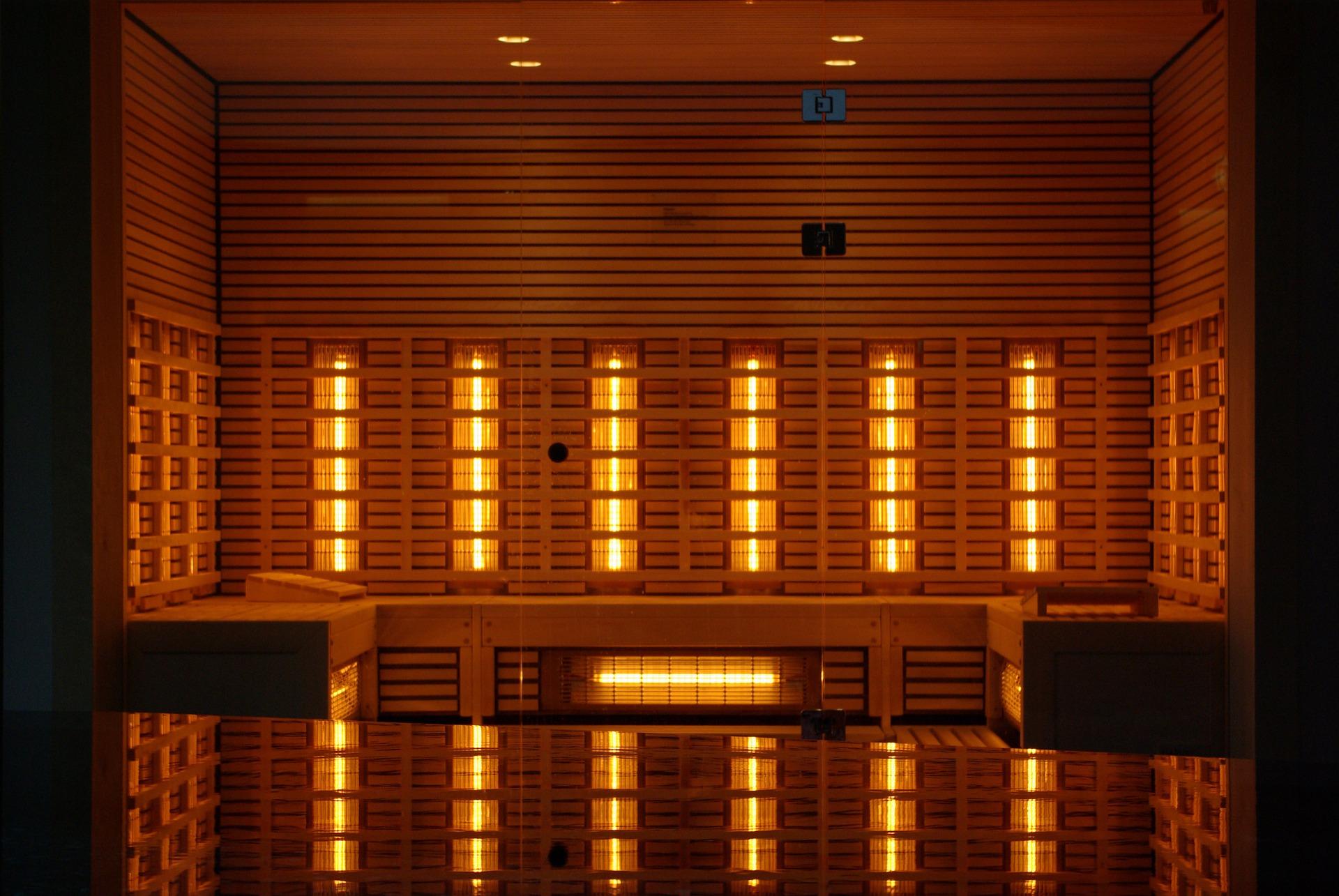 Infrarød sauna kan afhjælpe gigt